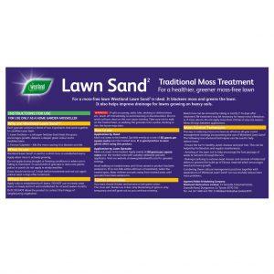 LAWN SAND TUB