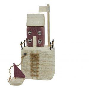 Wooden Beachhouse