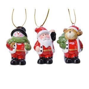 Hanging Christmas Figures