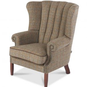 Flute Wing Chair