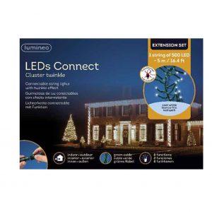 LED Cluster Lights