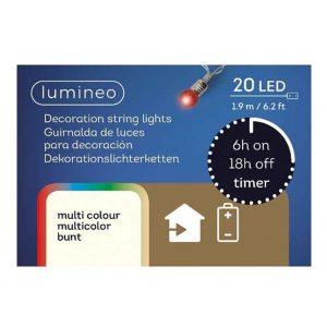 LED Mini Bulb String Lights