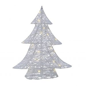 Large LED Cotton Wire Tree
