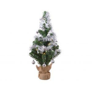 JUTEBAG SILVER TREE