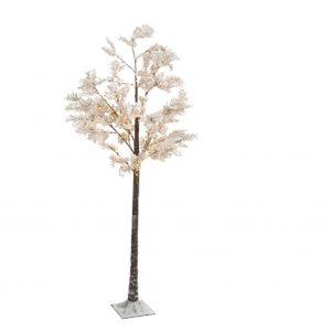 Micro LED White Flower Tree