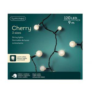 LED Cherry String Lights ( Warm White )