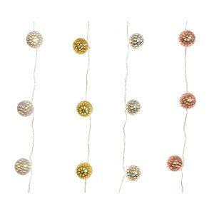 Micro LED Ball String Lights