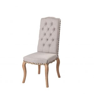 Alena Dining Chairs with Studs
