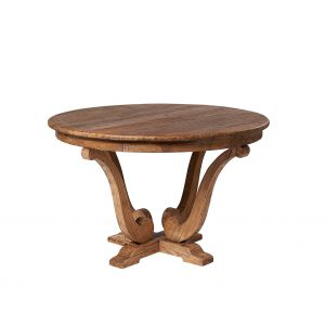 Hadson Old Elm Round Table