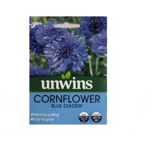 Cornflower ( Blue Diadem) Seeds