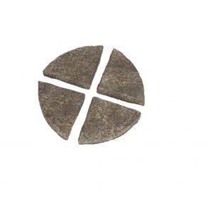 Cut Stone Pot Feet