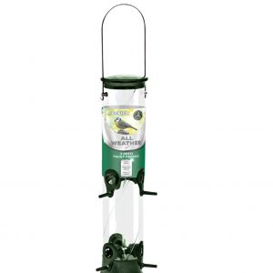 All Weather 3 Seed Twist Feeder