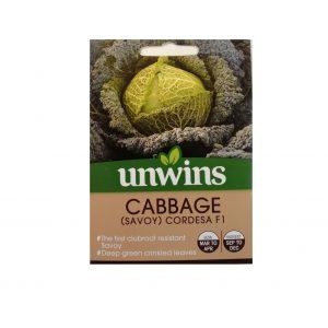 Cabbage ( Savoy Cordesa F1 )