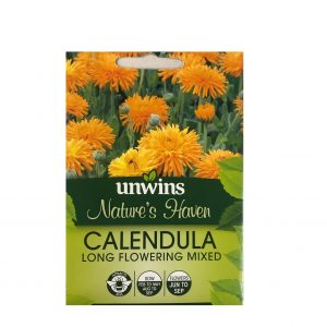 Calendula ( Long flowering mixed )