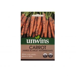 Carrot ( James Scarlet Intermediate )