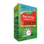 Fast Acting Lawn Seed 80m2