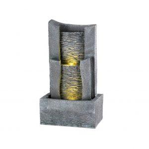 Grey Poly Fountain