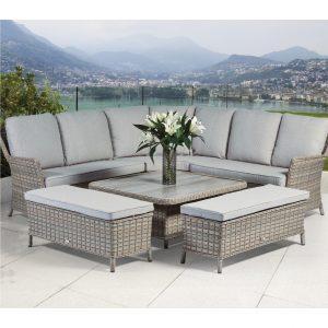 Venice Luxury Dining Set