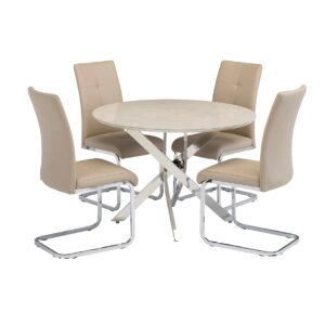 Cuba Round Dining Table