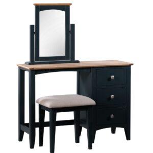 Ava Blue Dressing Table Set